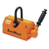 Eriez RPL-22 - SafeHold Lifting Magnet, 2200 lb Cap, 10-23/32 OAL