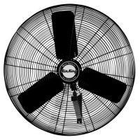 "Air King 9035 - 30"" 7400 CFM 3-Speed Industrial Grade Oscillating Wall Mount Fan"