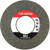 """Bibielle BCW060 - Convolute Wheel, 6"""" x 1"""" x 1"""", Multi Finishing, 2SC"""