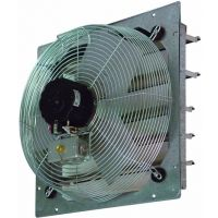 "TPI 08690102 - 16"" Shutter Mounted Direct Drive Exhaust Fan CE16-DS 1/8 HP 2100 CFM"